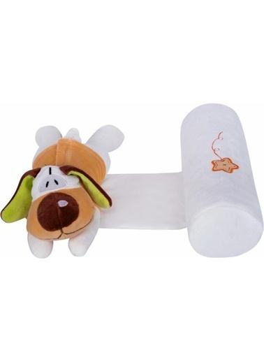 Sevi Bebe Oyuncaklı Yan Yatış Yastığı Köpek-Sevi Bebe